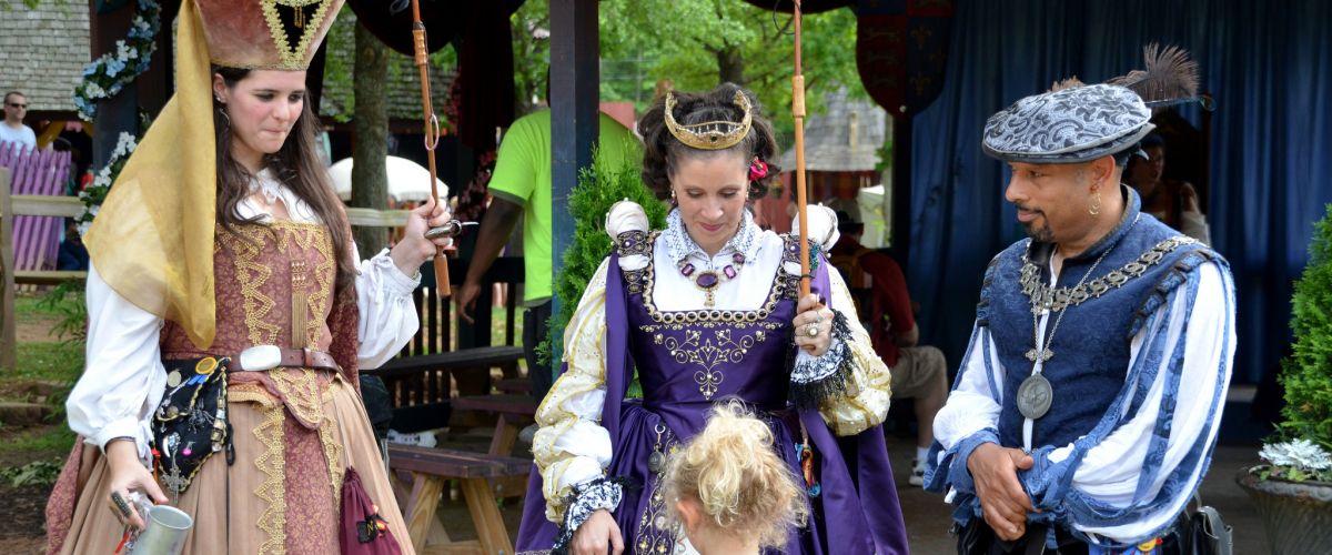 2021 Fairburn Spring Renaissance Festival