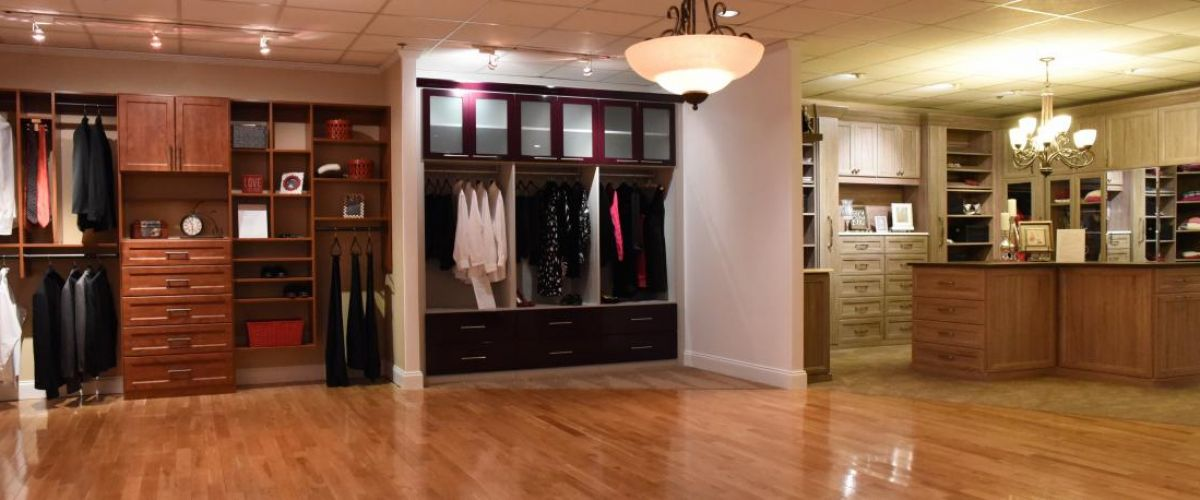 Our closet systems in Nashville, TN