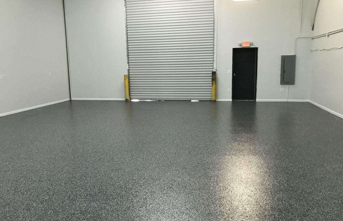 Looks Lasts Like Granite Granite Garage Floors