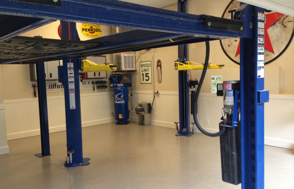 Technical Expertise around Lifts