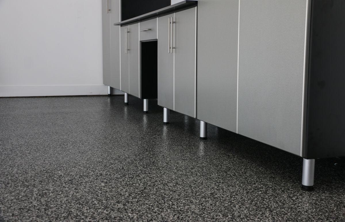 Looks & Lasts Like Granite | Granite Garage Floors