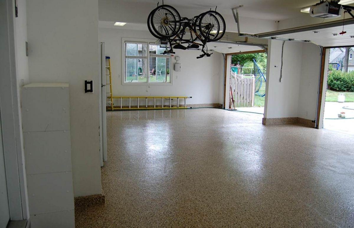 Floor & Bikes