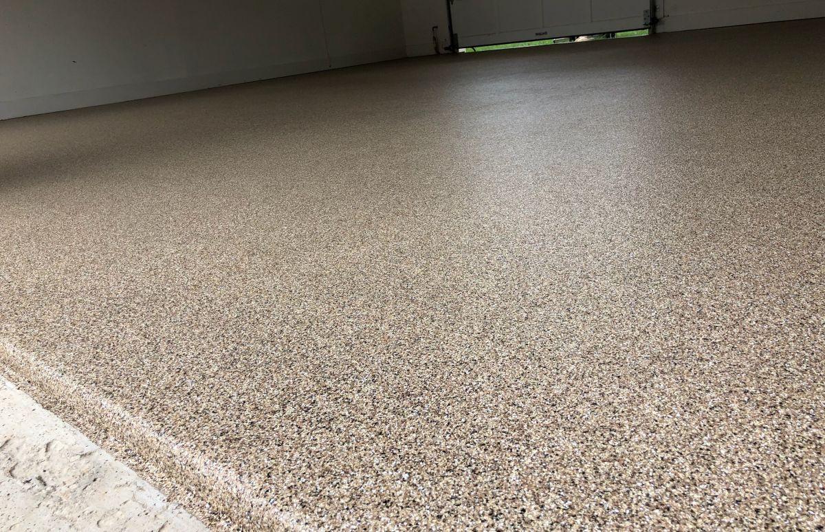 Epoxy Garage Floor Coatings Nashville, TN | Granite Garage Floors