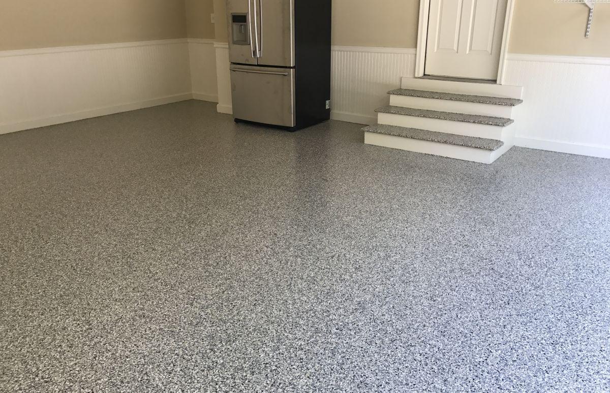 Granite Garage Floors