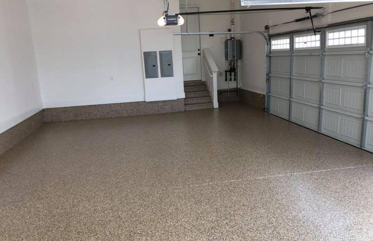 Epoxy Garage Floor Coatings Nashville