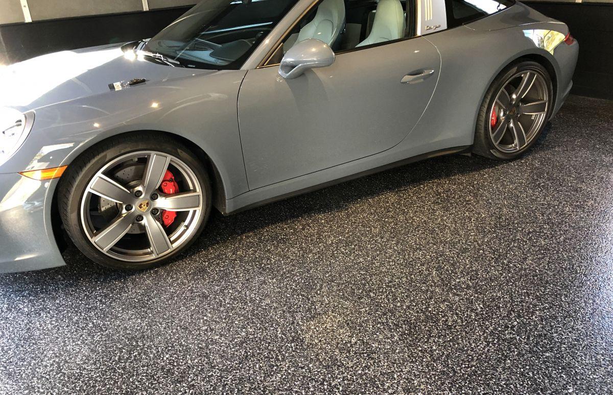 Laddisc Porsche
