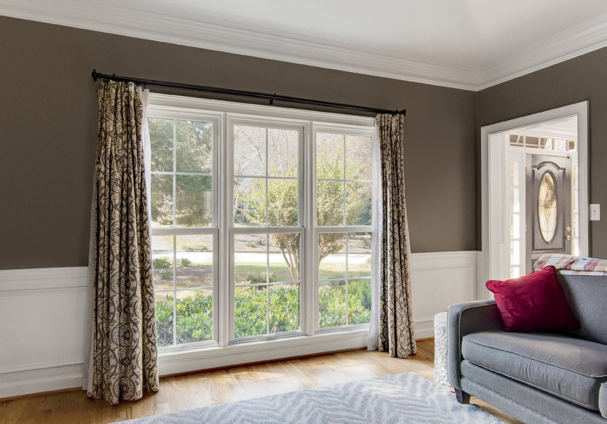 Double Hung Photo Gallery before image