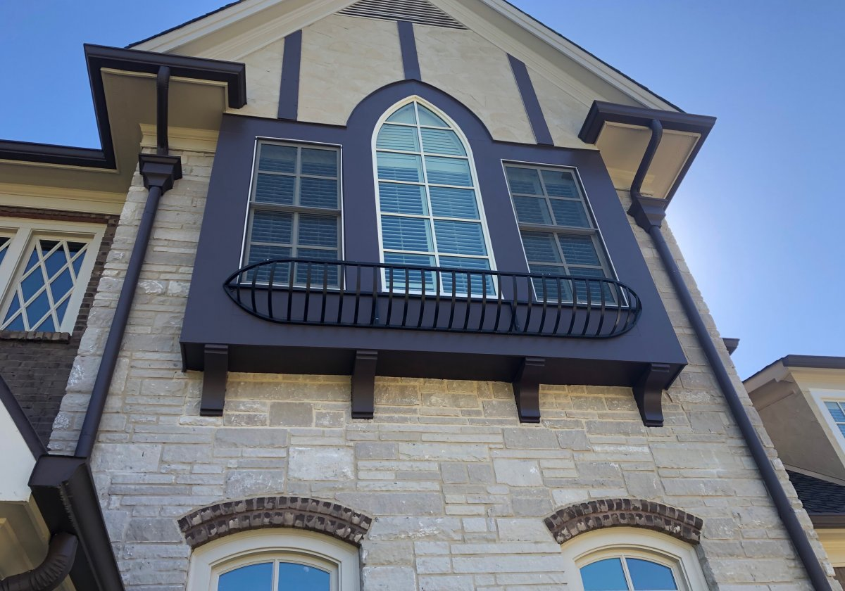 Special Shape Windows before image