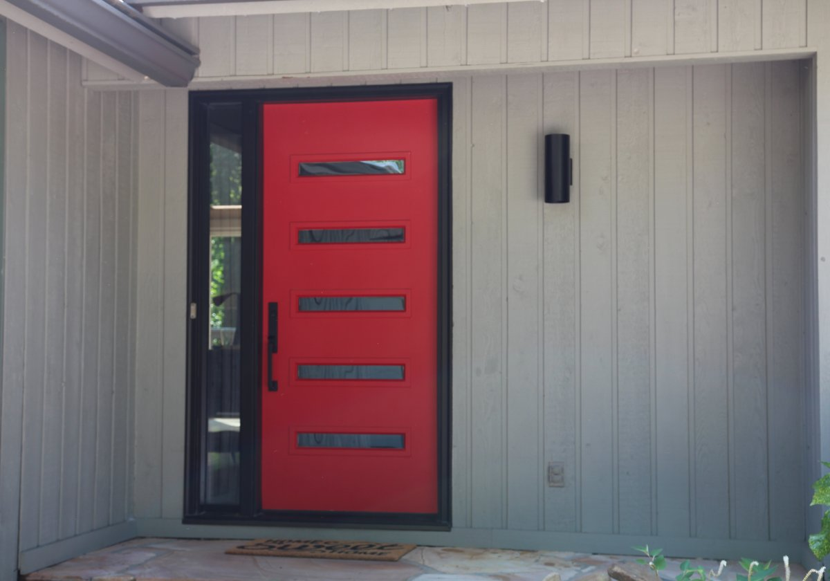 Entry Door Photo Album before image