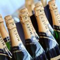 Join us for a special Moet Rose Champagne dinner