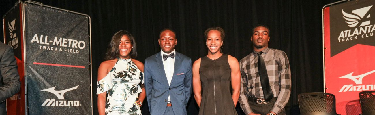 2018 Powerade All-Metro Track & Field Banquet