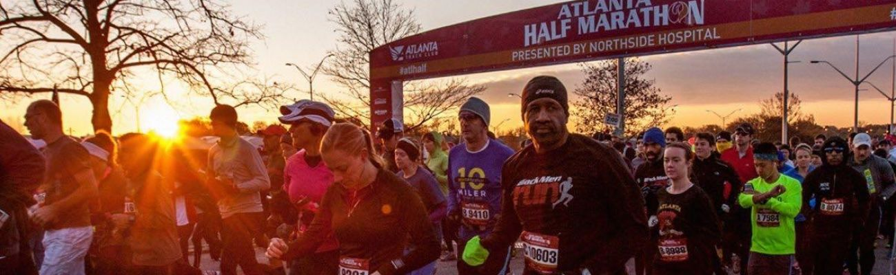 2014 Atlanta Half Marathon and Thanksgiving Day 5K