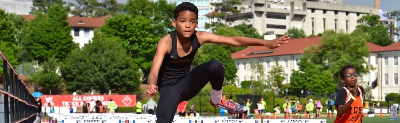 2017 All Comers Track & Field Meet - Week 5
