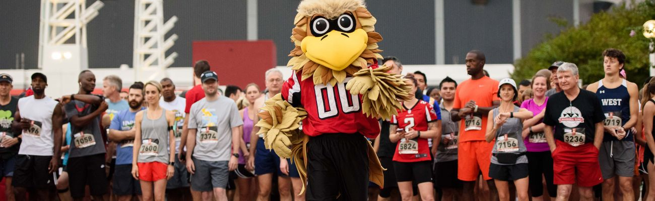 2018 Mercedes-Benz Stadium 5K/Walk Like MADD