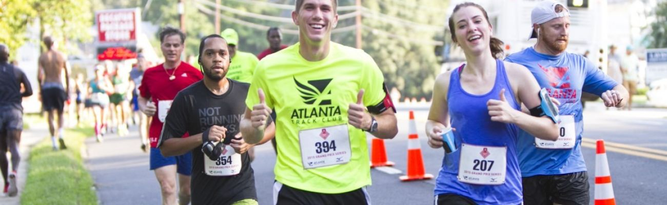 2016 Decatur Dekalb 4 Miler