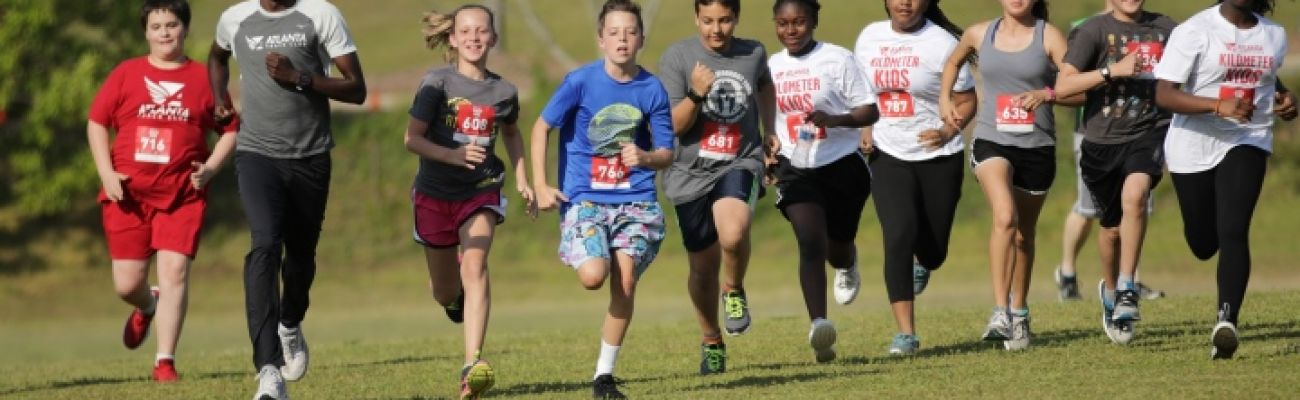 2017 Spring Kilometer Kids Fun Run & Dash - Tribble Mill copy