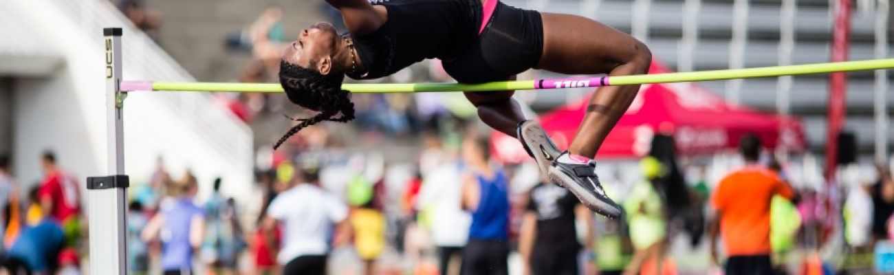 2016 All Comers Track & Field Meet - Week 4