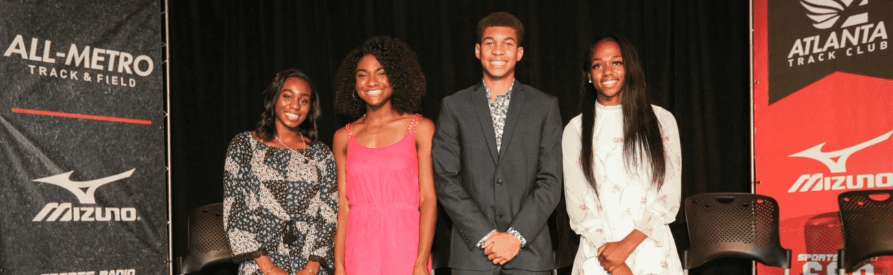 2019 Powerade All-Metro Track & Field Banquet