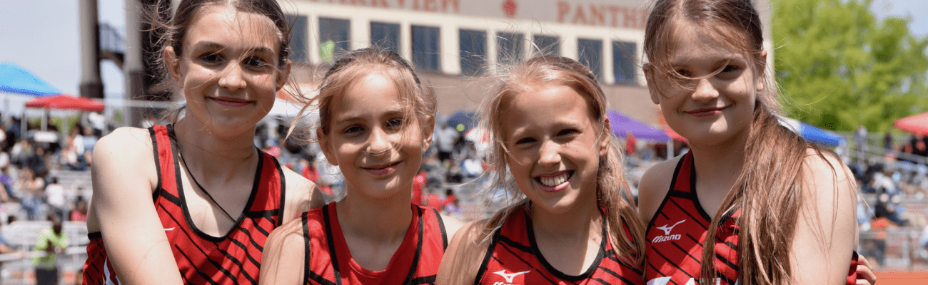 Youth Track Team - Spring 2019