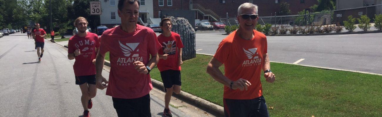 Local Running Spots Atlanta Marathon Atlanta Track Club