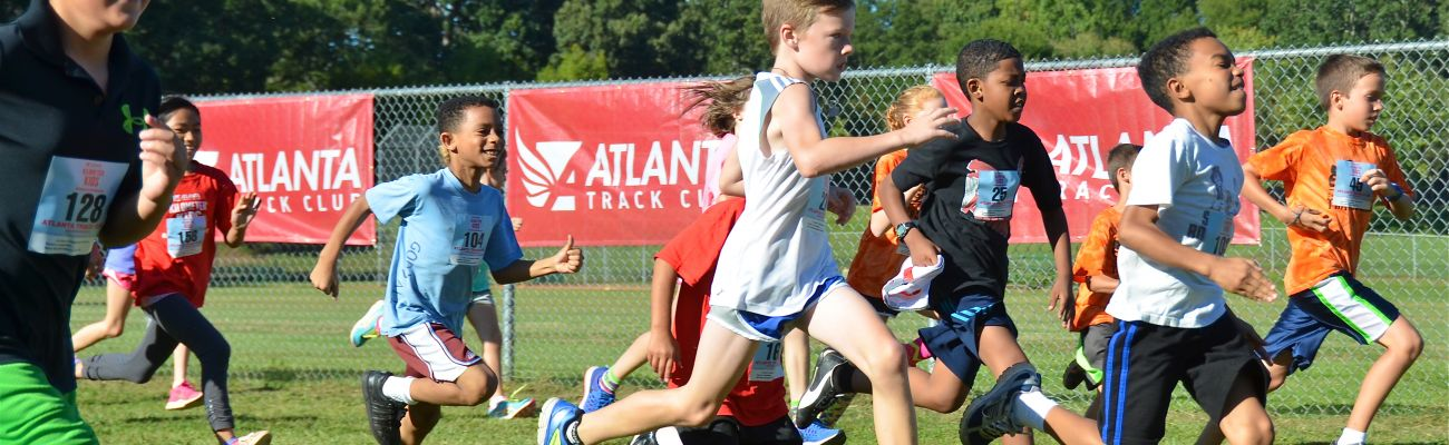 Youth Running Series