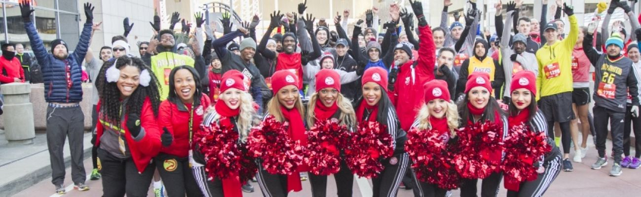 2019 Atlanta Hawks Fast Break 5K presented by Sharecare