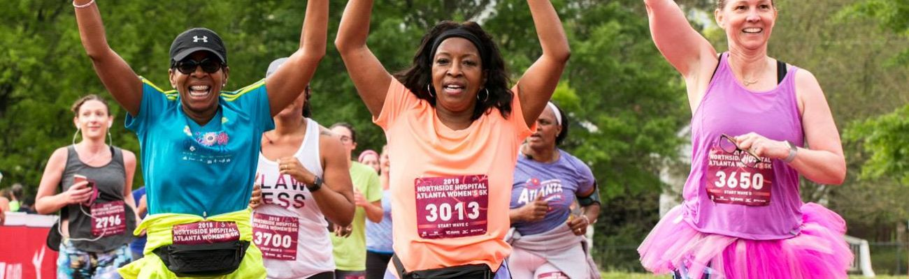 2019 Northside Hospital Atlanta Women's 5K
