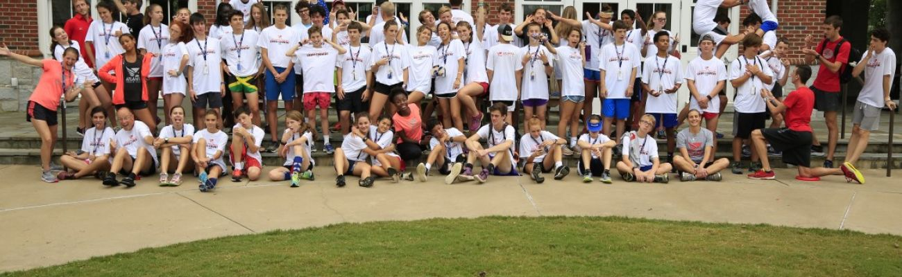 Atlanta Track Club Cross Country Camp Hosted by Berry College copy