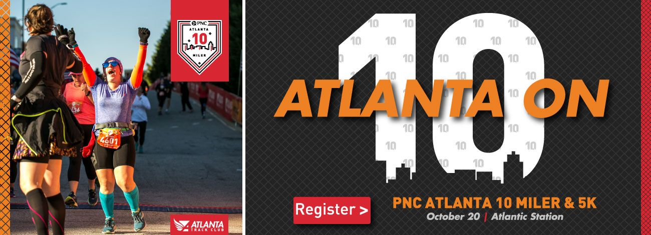 Atlanta Track Club | Home of the AJC Peachtree Road Race
