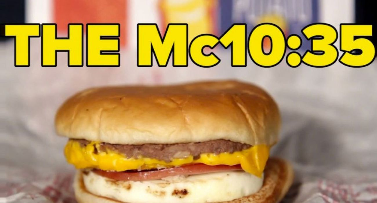 23 Orders NOT On The Menu At Fast Food Restaurants