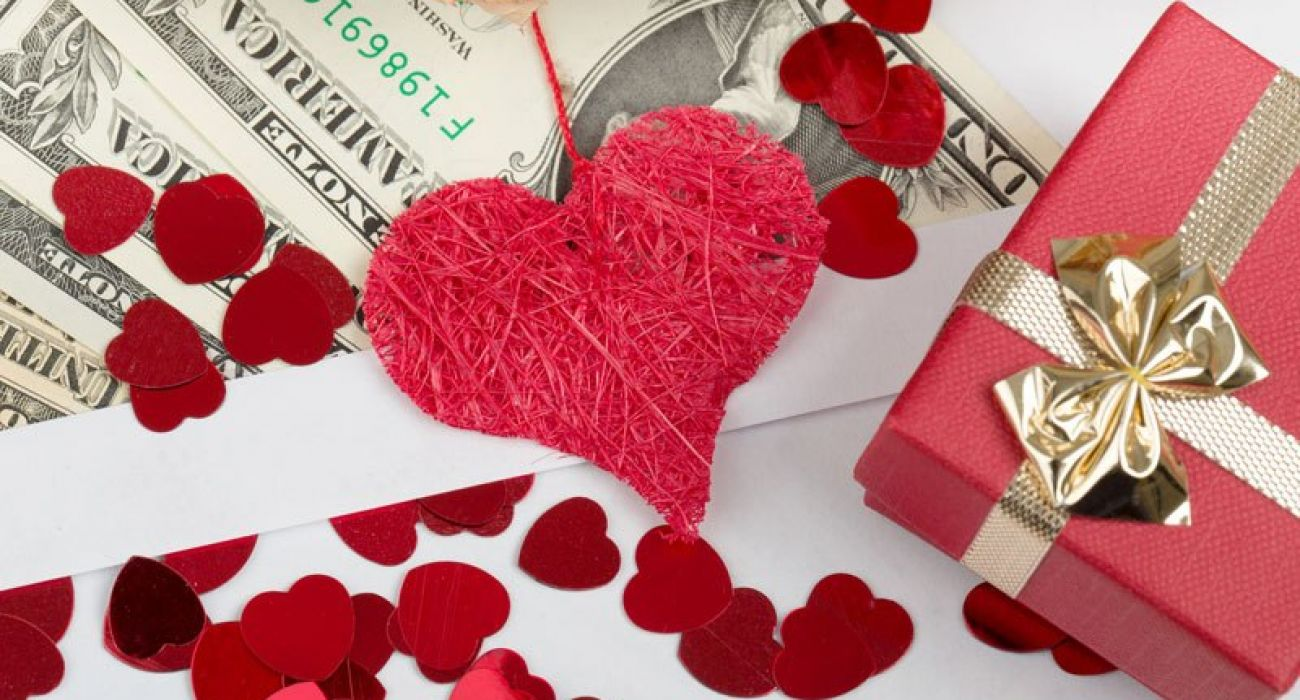 Five Valentines Day Money Saving Ideas