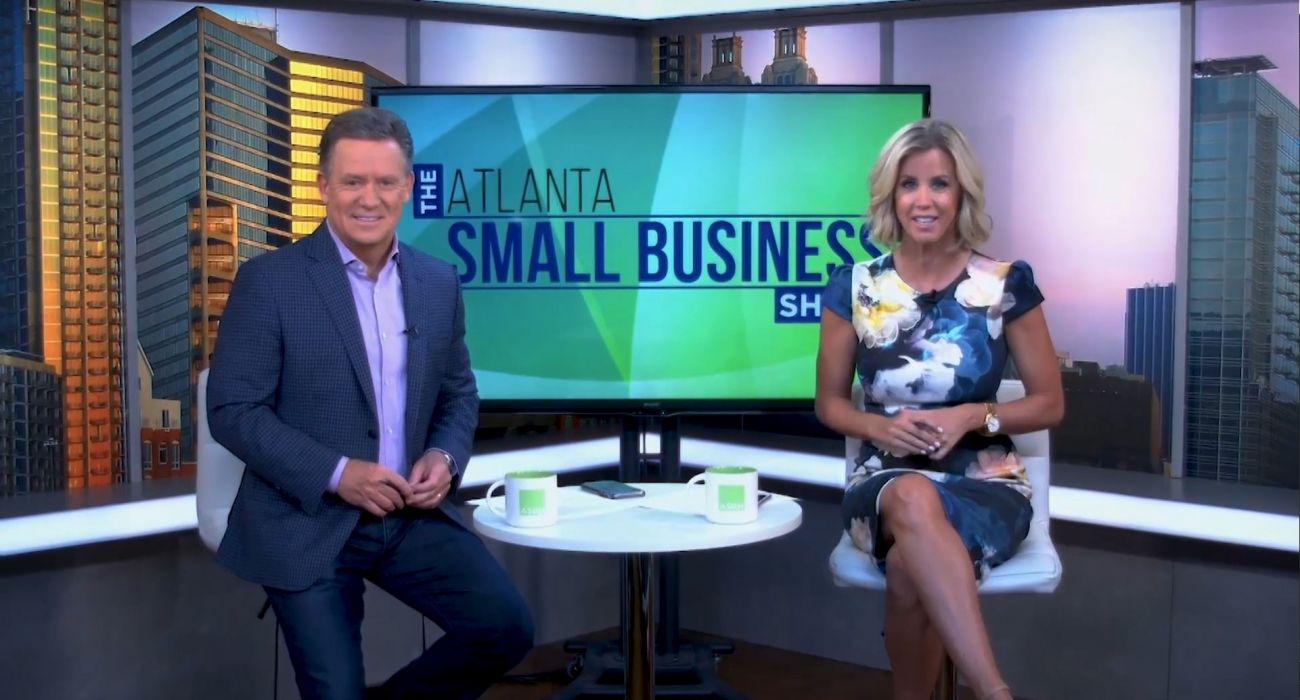 The Atlanta Small Business Show on Peachtree TV: Episode 10