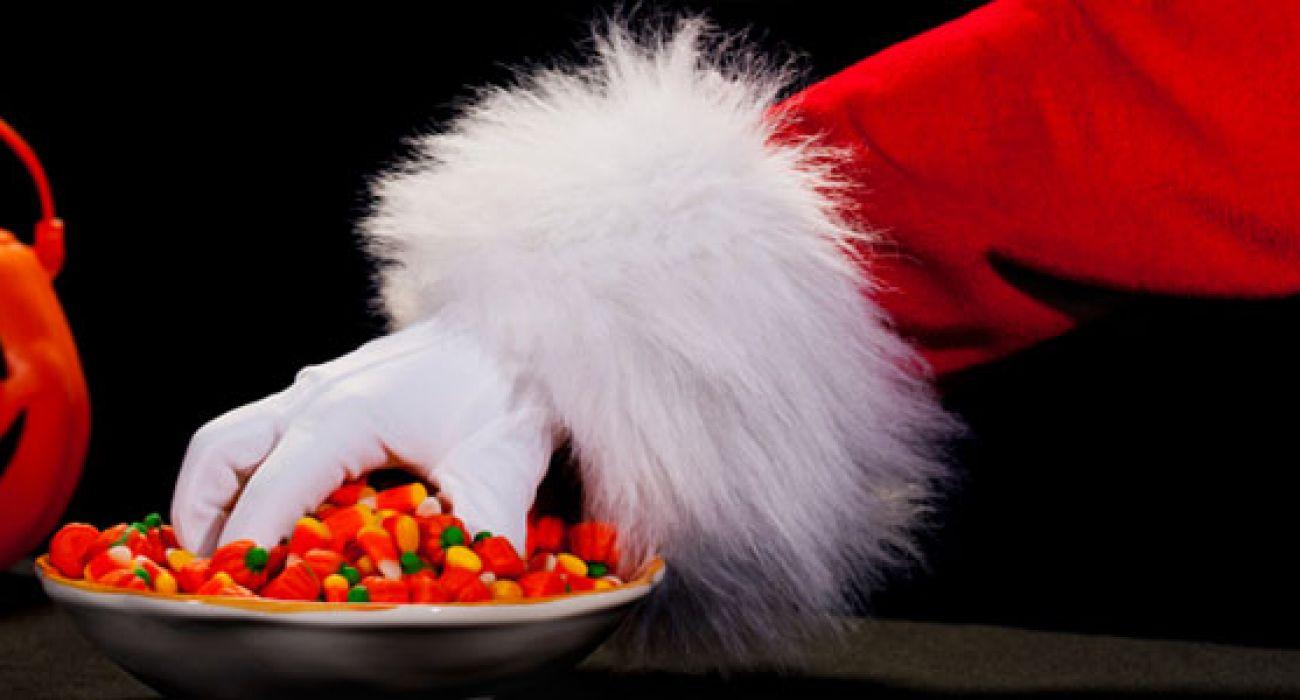 Boo…It's Christmas!!