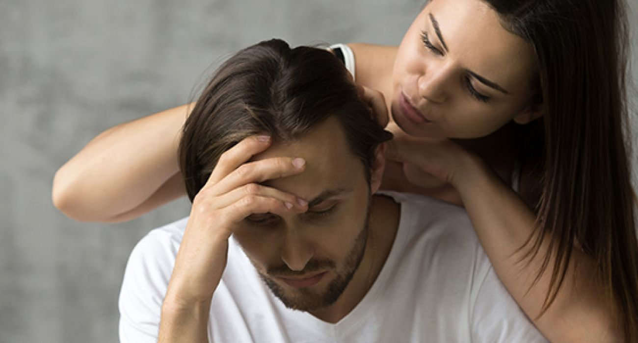 Do Men Feel Stress When Their Wives Earn More Than They Do?