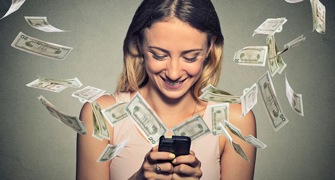 Five Apps That Will Pay You To Shop