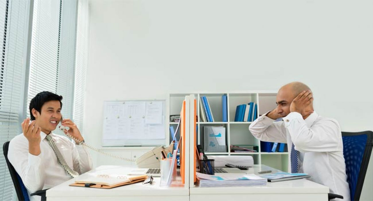 Four Ways To Ditch Your Chatty Co-Workers