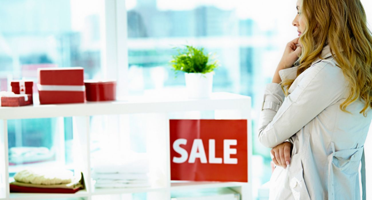 Seven Ways The Word SALE Messes With Your Brain