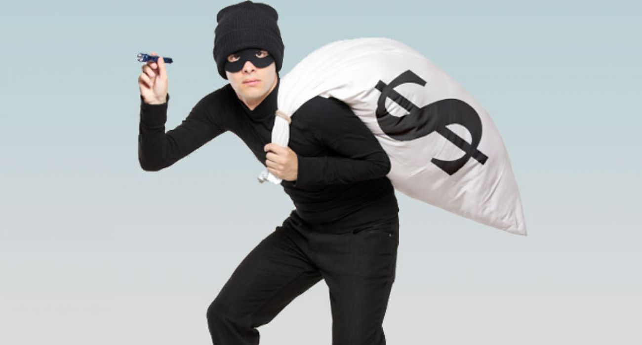 The Top Five Things People Like To Steal