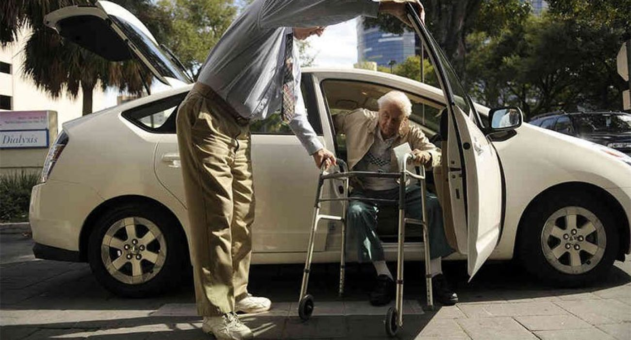 Uber For Seniors?