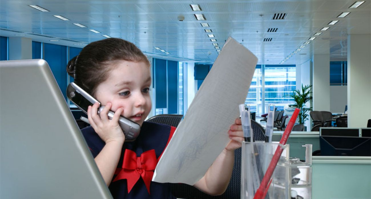 When Can I Hire My Kids In The Business?