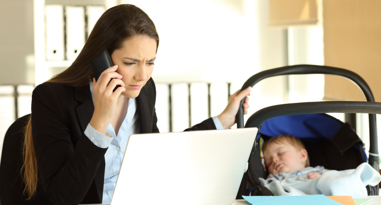 Are Mothers Losing Income Equality When They Have Kids?