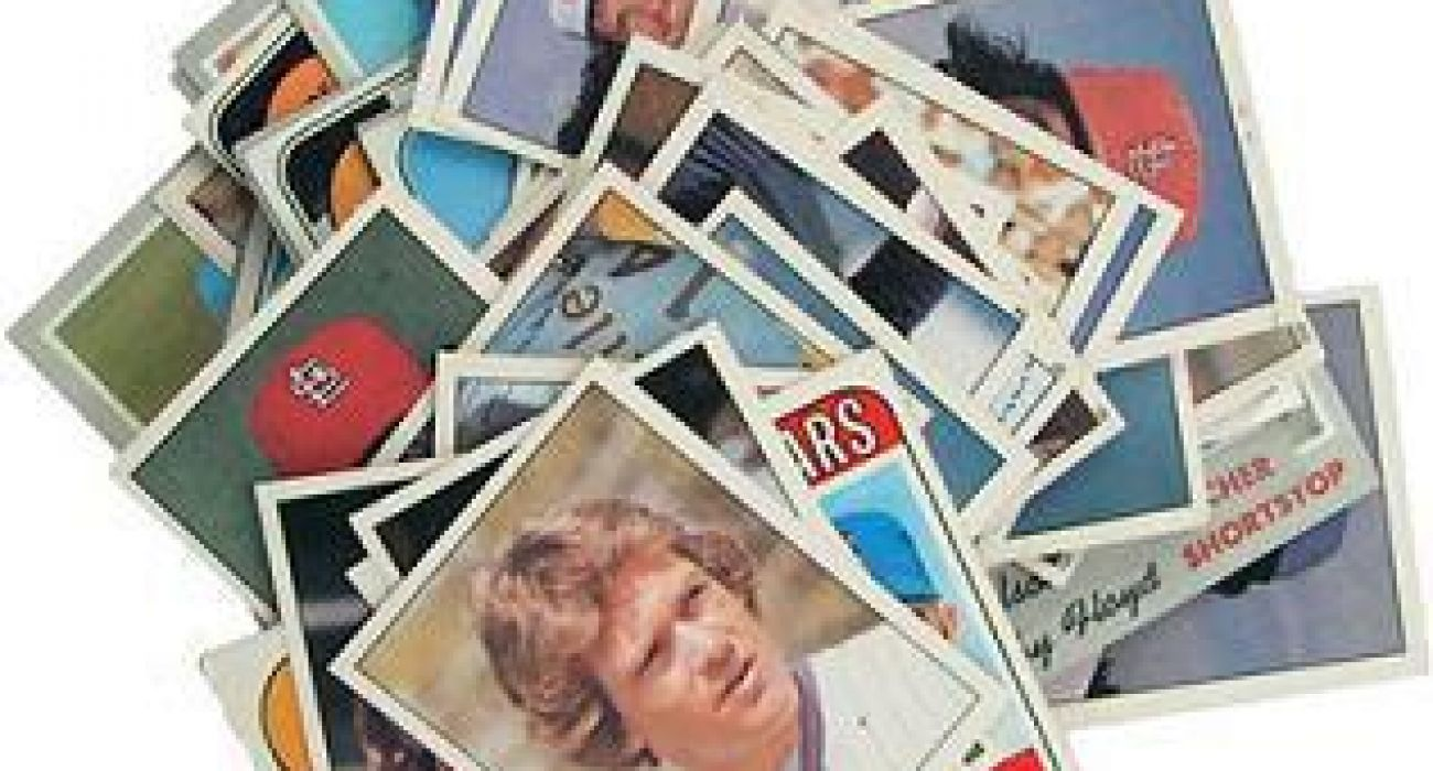 Your Worthless Baseball Cards