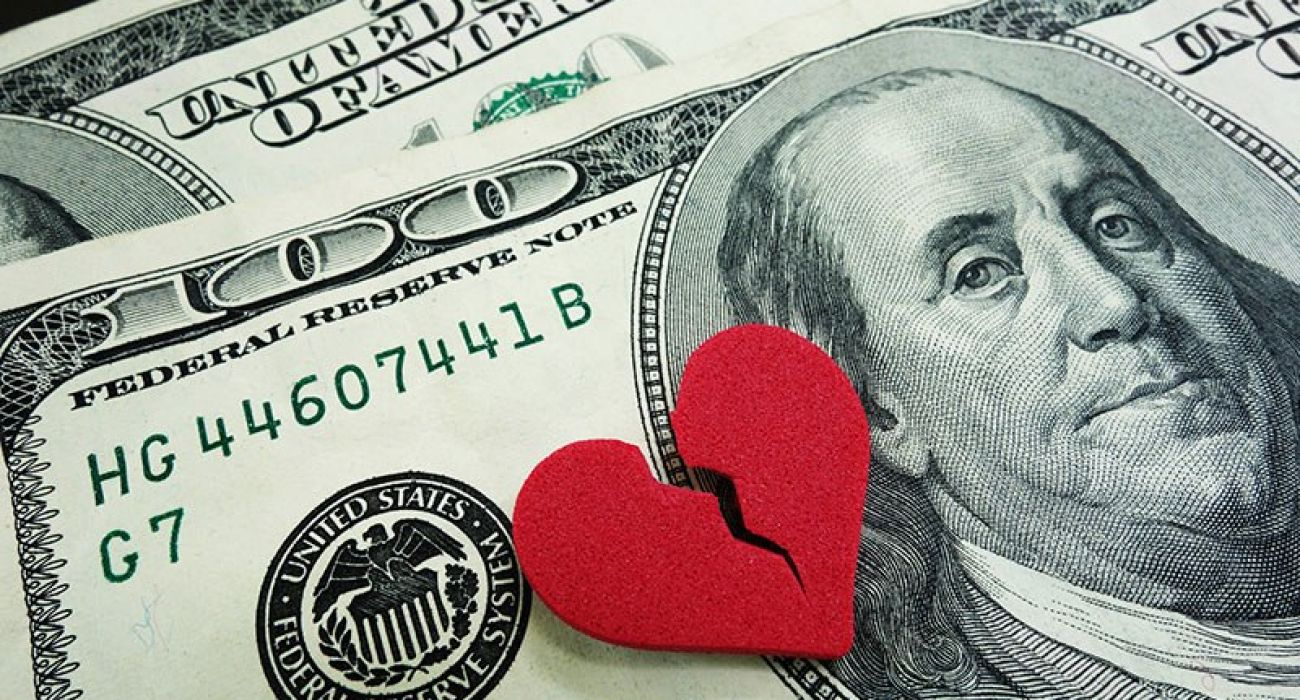 Five Financial Mistakes To Avoid In A Divorce