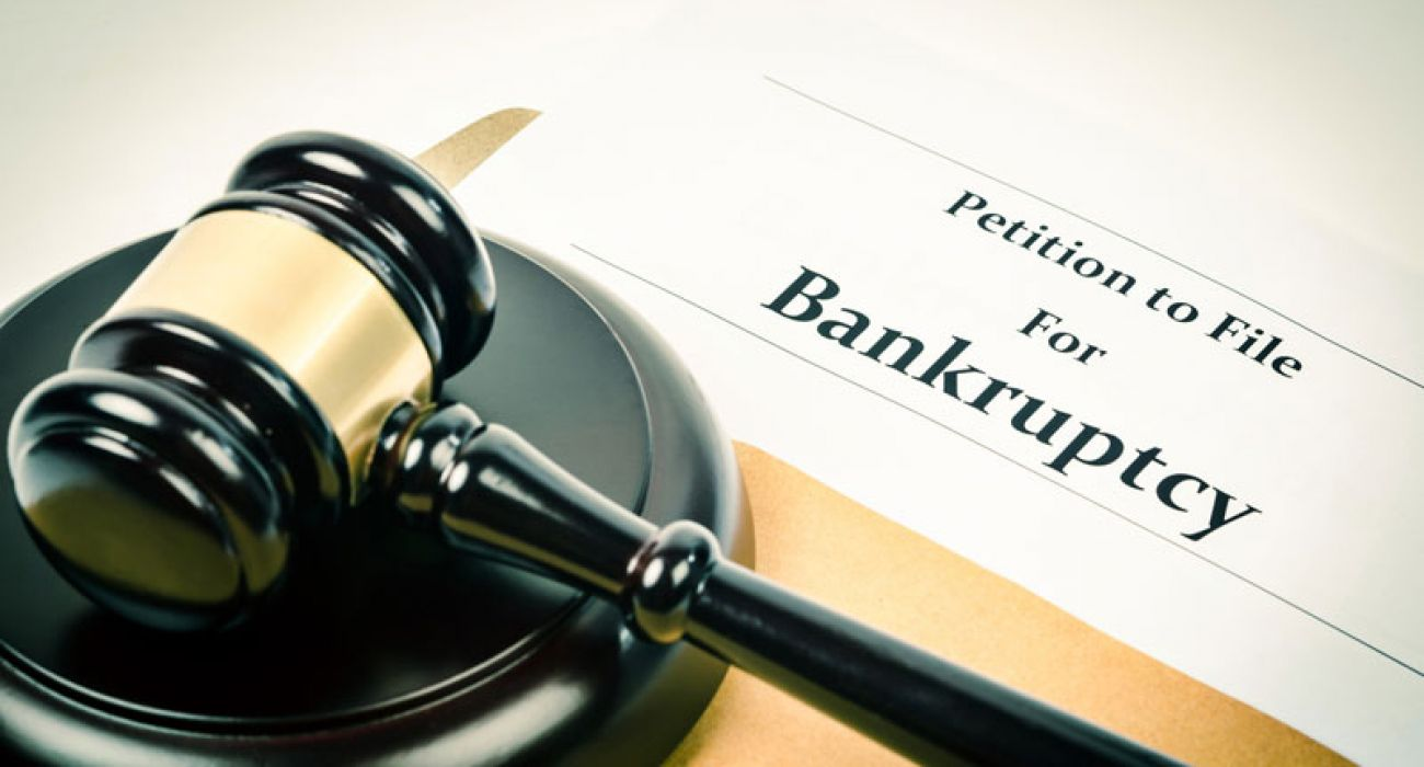 Five Money Moves To Make If Your Company Files Bankruptcy