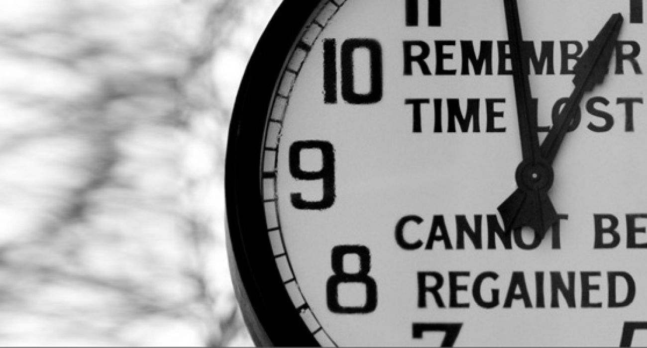 How Much Time Do You Really Waste?