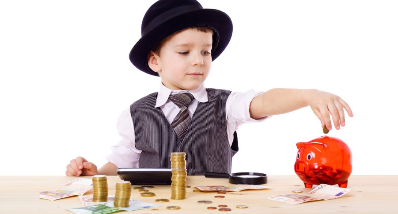 How To Teach Your 5 year Old About Money.