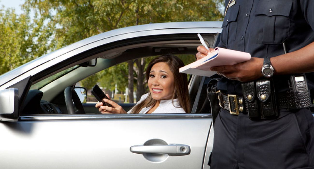 Never Worry About a Traffic Ticket Again
