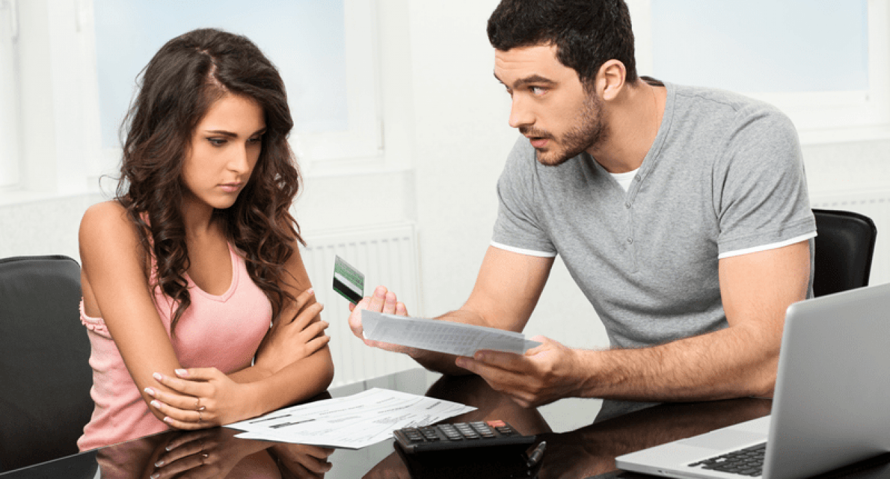 When You And Your Spouse Just Can't Agree About Money