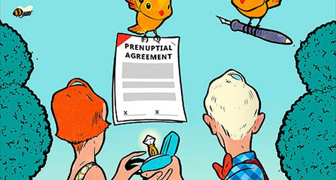 Why a Prenup Needs to Include Debt