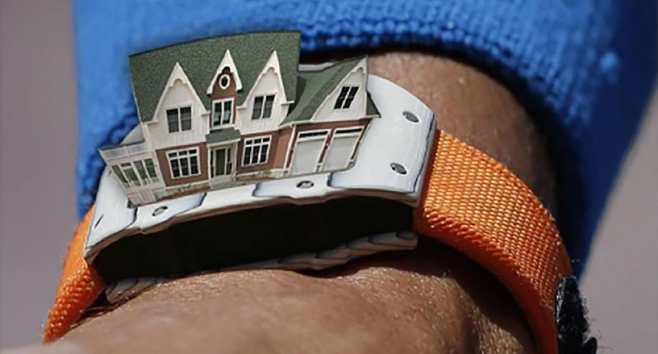 Would You Wear A 3,000 Square Foot Home On Your Wrist?